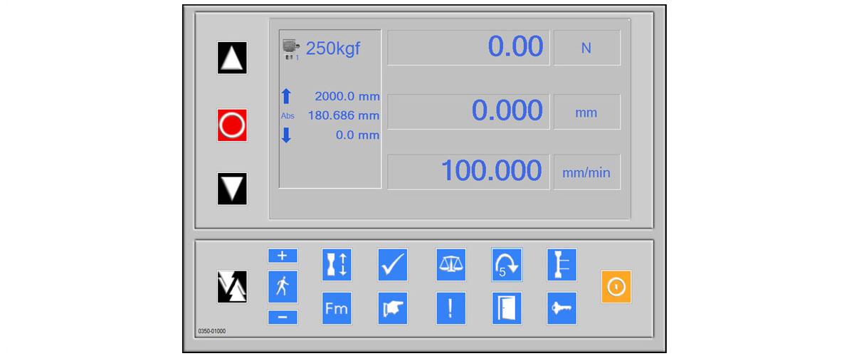 Virtual Control Panel