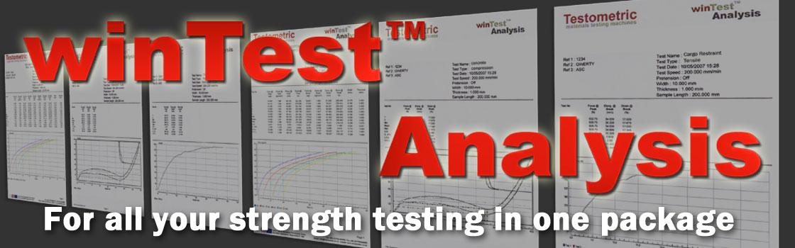winTest Analysis